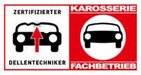 Karosserie Fachbetrieb - Zertifizierung
