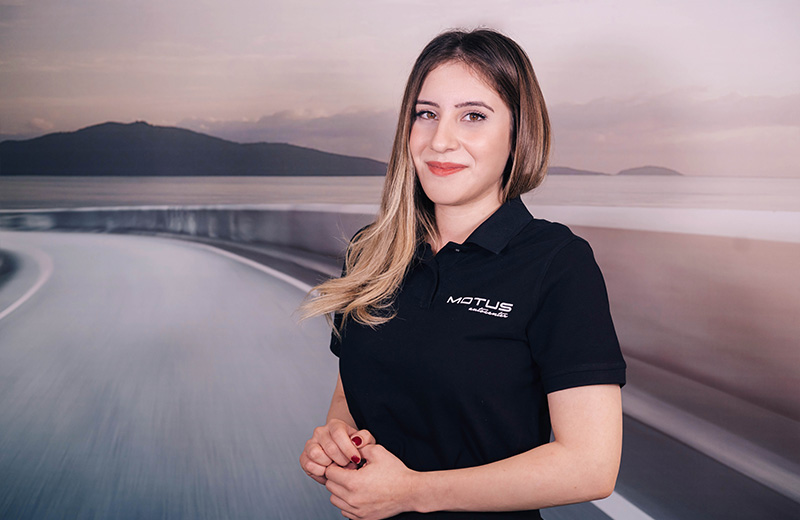 Mina Halefoglu